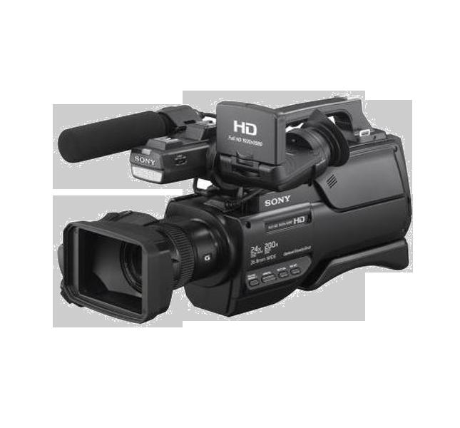 Videocamera huren