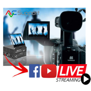 Live video streaming huren